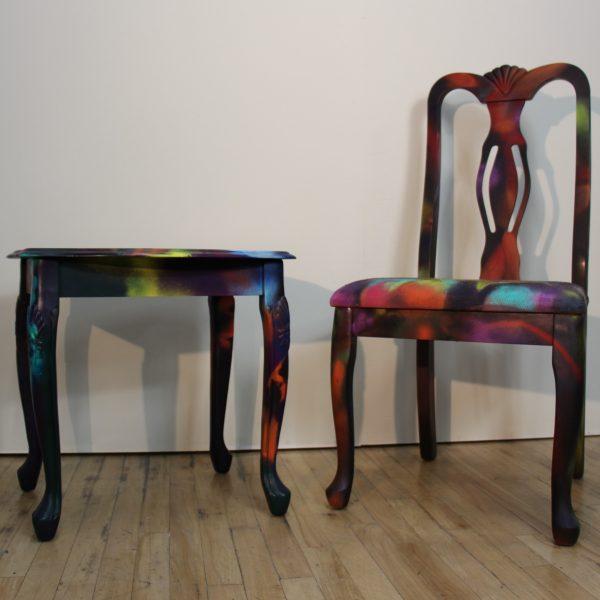Recka Furniture Set