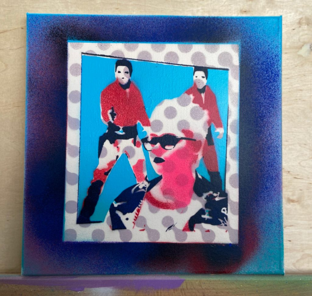 """Ratio"" & the Elvis twins"